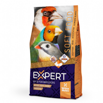 Expert Soft Food With Insects 1Kg